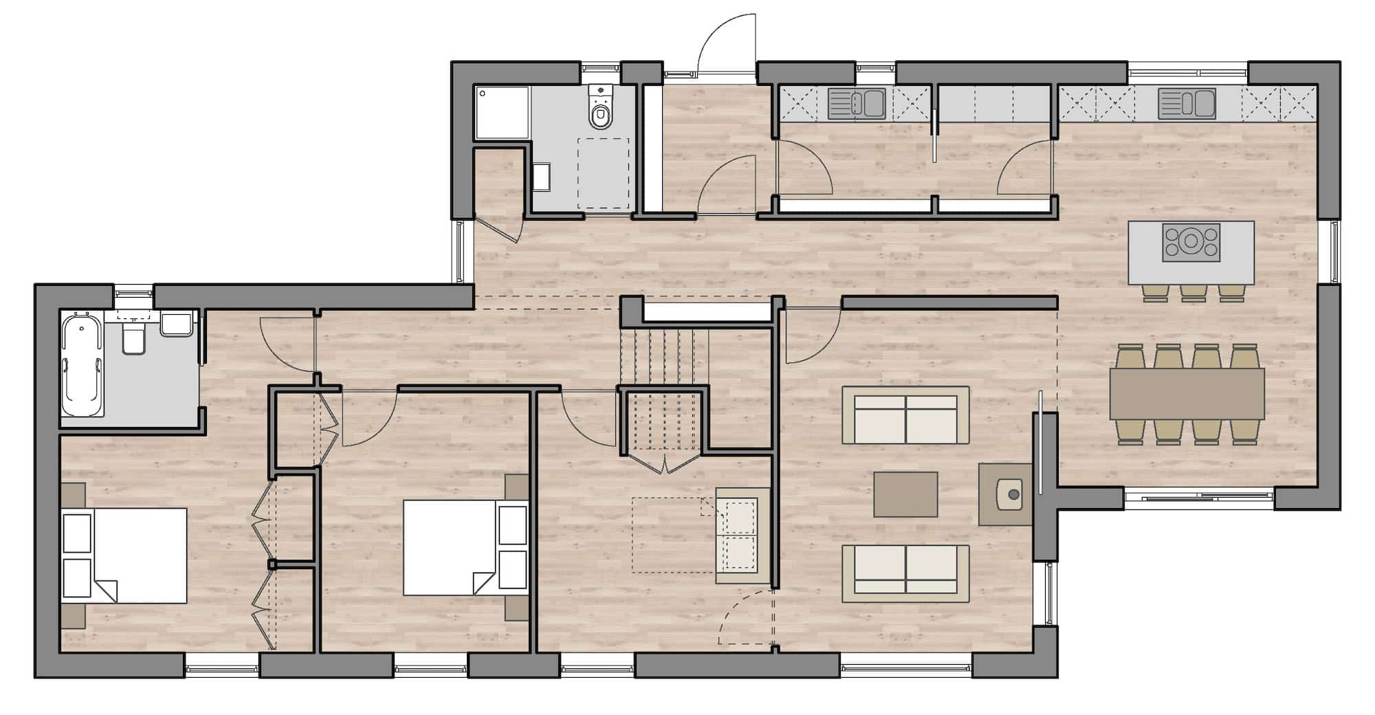 R5 Mintlaw House Design
