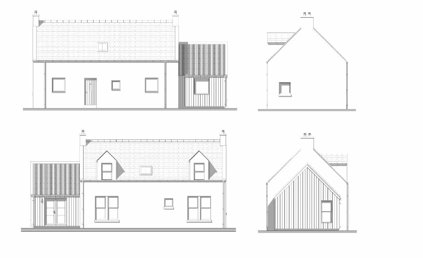 RC2.5 Elevations